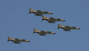 Iran has flown missions against Islamic State, Pentagon says