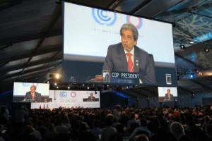 UN Climate Change Conference COP20 in Lima