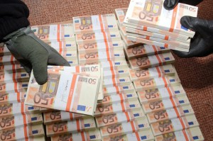 Fake euros currency factory discovered in Poland