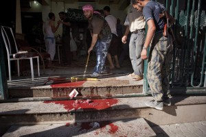 Fighting and killing continues in Aleppo