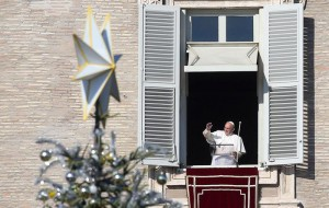 Pope: Angelus prayer