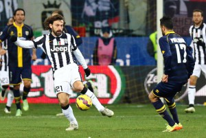 Soccer: Italy Cup: Parma-Juventus