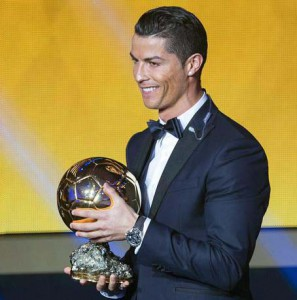 FIFA Ballon d'Or awarding ceremony in Zurich