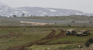 Israel on state of alert along the border with Lebanon and Syria