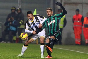 Soccer: Serie A; Sassuolo-Udinese