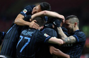 Soccer: Serie A; Inter-Palermo
