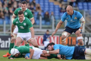 Rugby: RBS Six Nations; Italy vs Ireland