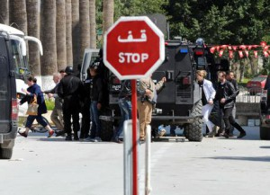 Up to 19 reported killed as militants attack museum near Tunisian Parliament