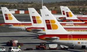 Spain's flagship Iberia airline