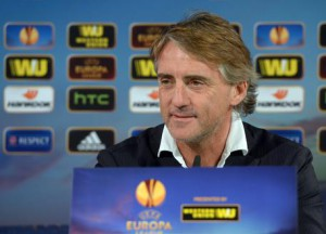 Press conference on the match VfL Wolfsburg vs Inter Mailand