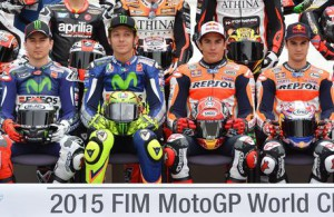 Motorcycling Grand Prix of Qatar 2015