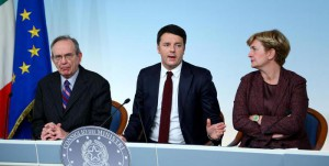 Renzi says ownership rules for some banks to change