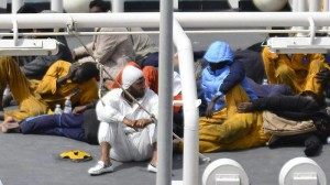 700 migrants lost at sea of Lybian coast