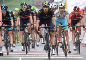 11th stage of the 98th Giro d'Italia cycling tour