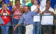 US President Obama attends Laborfest in Wisconsin
