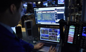 Bloomberg Terminals at the New York Stock Exchange