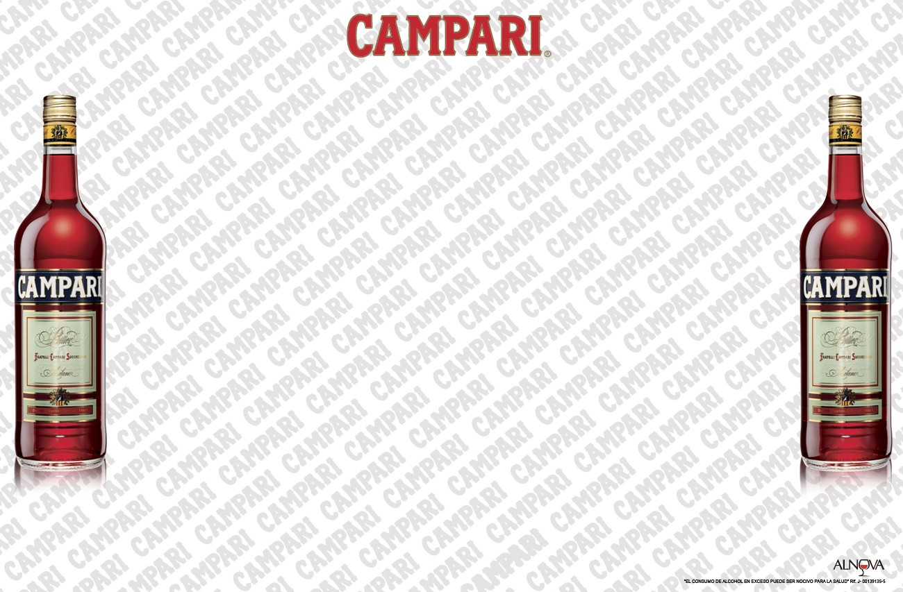 Pubblicità Alnova Campari