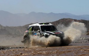 Rally Dakar 2014 - sixth stage