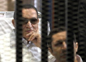 Verdict expected in retrial of Egypt's Hosni Mubarak