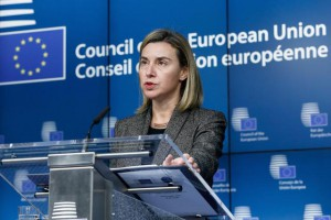 EU  Association Council press conference