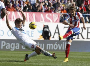 ATLETICO MADRID vs DEPORTIVO