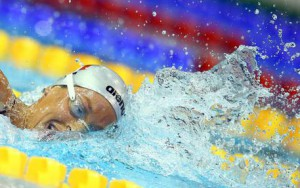 European Swimming Championships 2014 in Berlin