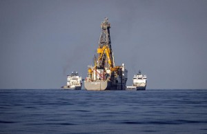 Repsol begins drilling for oil i off Lanzarote coast, Canary Islands