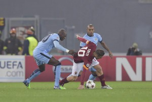 Calcio: Champions League; Roma-Manchester City