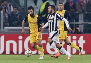 Soccer: Champions League; Juventus-Atletico Madrid