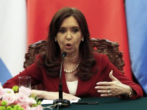 Argentinian President in China to boost bilateral ties