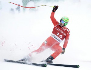 Super-G of the super combined