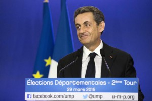 Second round of 2015 French departemental election