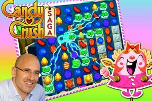 king candy crush revenue