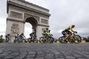 Tour de France 2015 21st and final stage