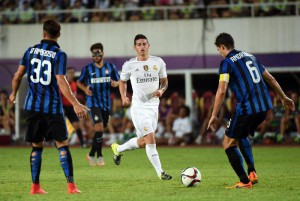 Real Madrid vs Internazionale Milano