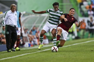 Sporting CP vs AS Roma