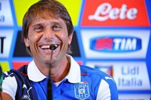 Italy's head coach Antonio Conte attends a press conference at Coverciano Sport Center, near Florence, Italy, 02 September 2015. ANSA/MAURIZIO DEGL'INNOCENTI