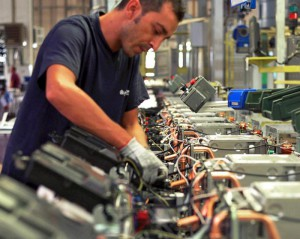Industria: Ariston Thermo, stabilimento di Osimo.