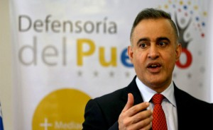 Tarek William Saab, defensor del pueblo