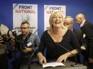 Front National di Marine Le Pen