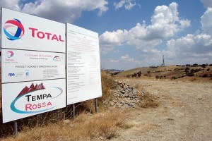 Tempa Rossa is an Italian onshore oil field located in the Gorgoglione concession, in the Basilicata region.