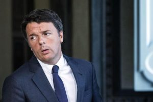 Italian Premier Matteo Renzi during a press conference at Chigi Palace in Rome, Italy, 24 June 2016. ANSA/ANGELO CARCONI