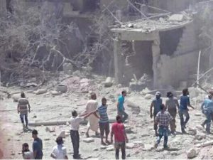 Save the Children,  bombe su ospedale pediatrico in siria: morti e feriti