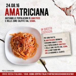 Dall'amatriciana al Superenalotto, le idee solidali