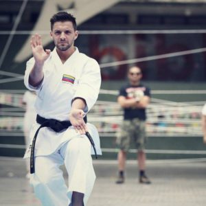 Karate: il venezuelano Antonio Diaz in finale dell'Open Tedesco