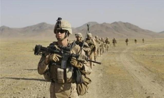 Truppe Usa in Afghanistan.