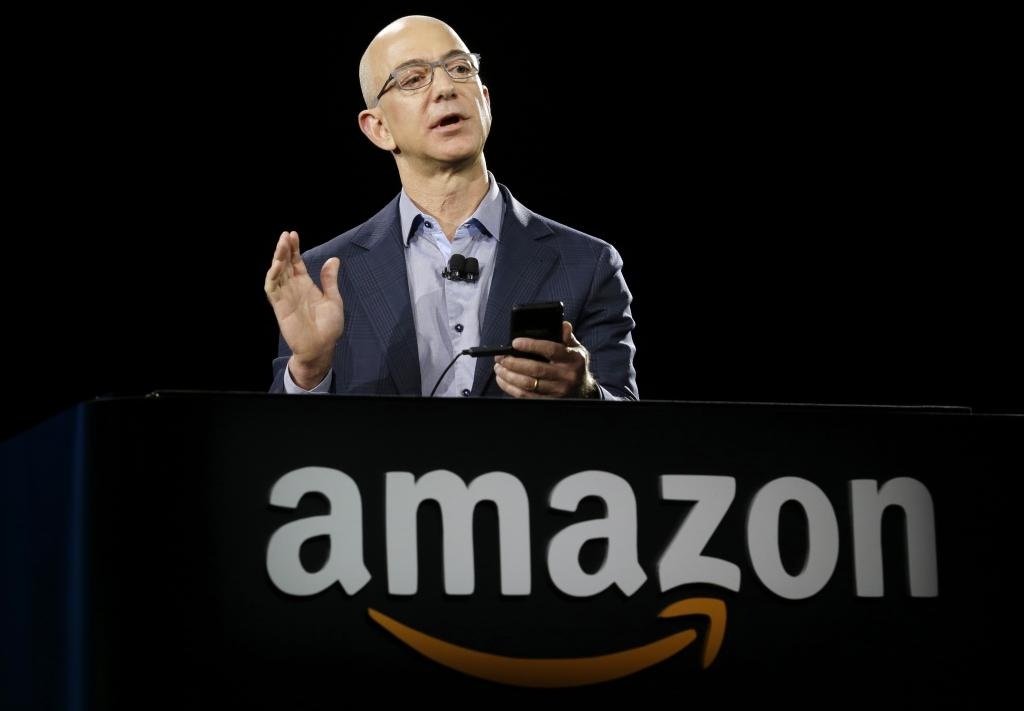 Amazon. Bezos paperone da 120 miliardi di dollari