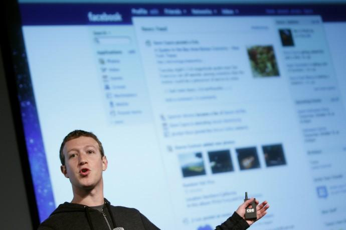 Mark Zuckerberg, fondatore e CEO di Facebook