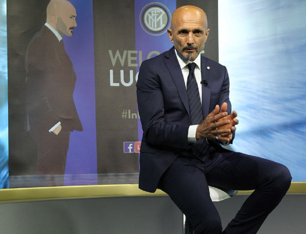 Spalletti, Inter