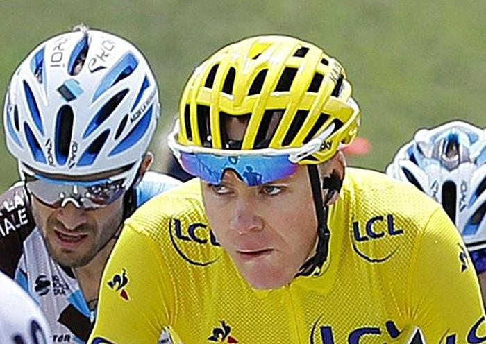 Tour: Christopher Froome